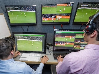 web-video assistant referee