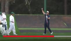 Impresionante hoyo en uno de Jon Rahm previo al Masters de Augusta